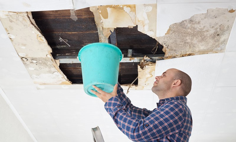 Troubleshooting a Garage Ceiling Leak: Step-By-Step