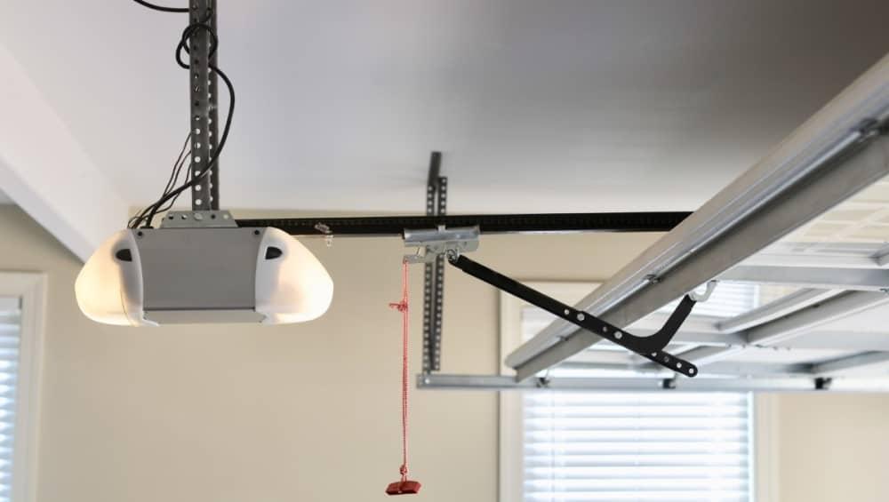 Garage Door Opener Light