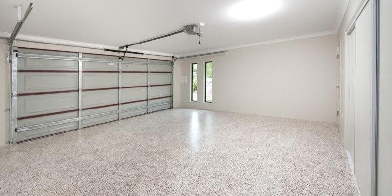 Garage Floor Area