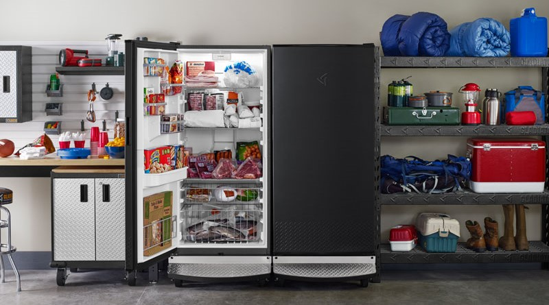 Gladiator Garage Ready Refrigerator Freezer