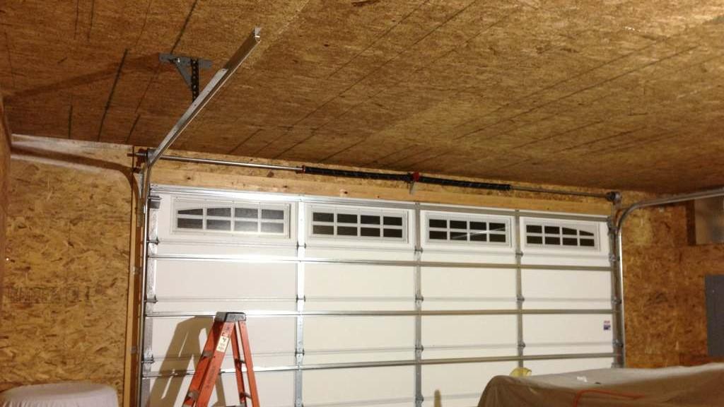 OSB Garage Walls