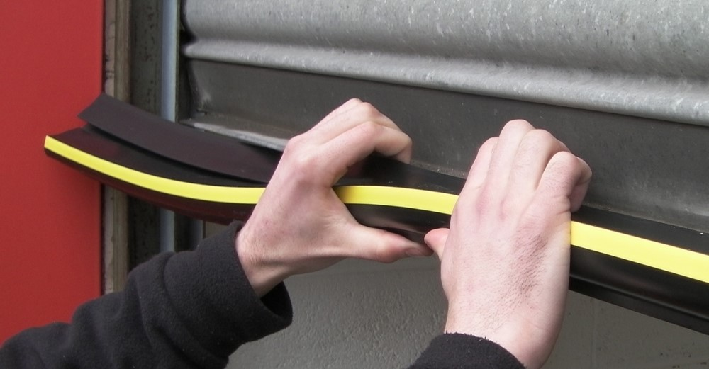 Garage Seal Strip Rubber