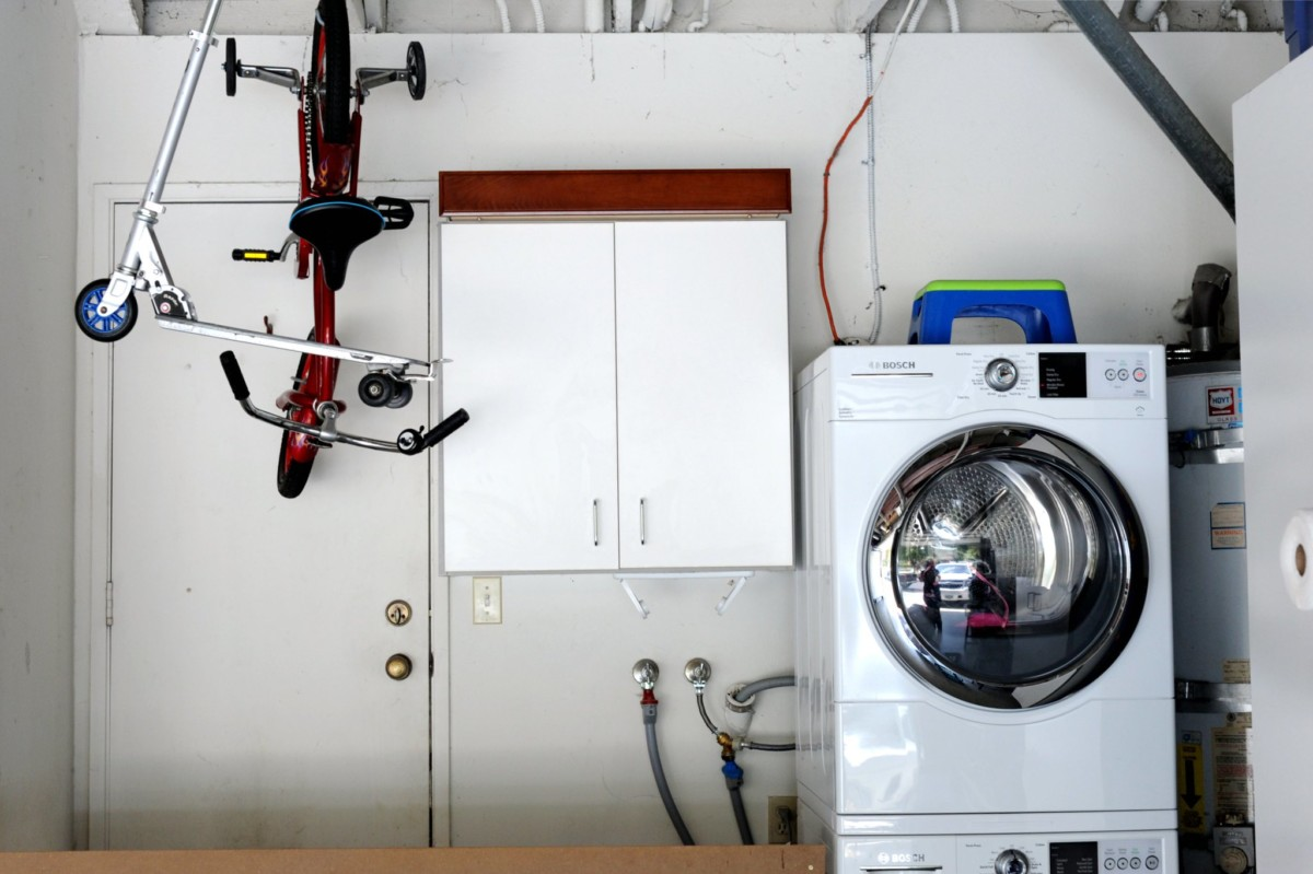 Are Tumble Dryers OK in Garage?