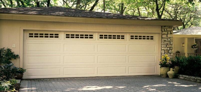 Steel Wide Garage Door