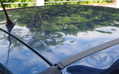 Guide to DIY Car Hail Damage Repair